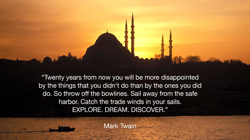 15 Travel Quotes That Will Inspire You To Travel The World