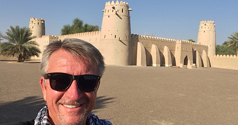 Arab Sheikdoms: One Bestway traveller shares his experience touring the Arab States