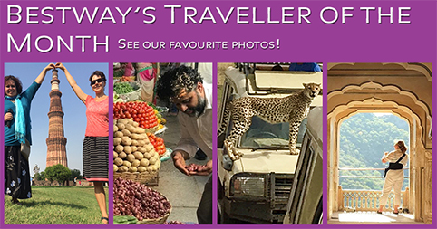 Bestway's Traveller of the Month - See our favourite photos!
