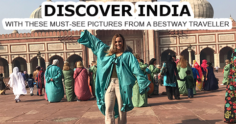 Discover India with these must-see pictures from a Bestway Traveller