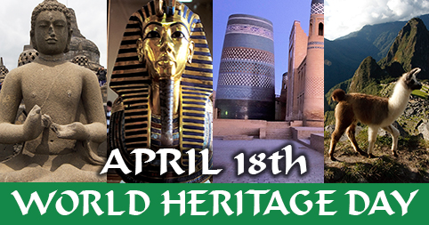 How many World Heritage Sites have you visited?