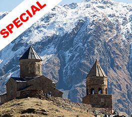 World Heritage Sites of the Caucasus