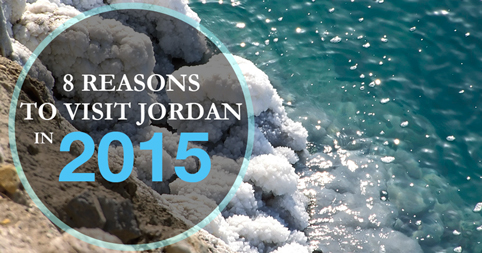 8 Reasons to visit Jordan in 2015