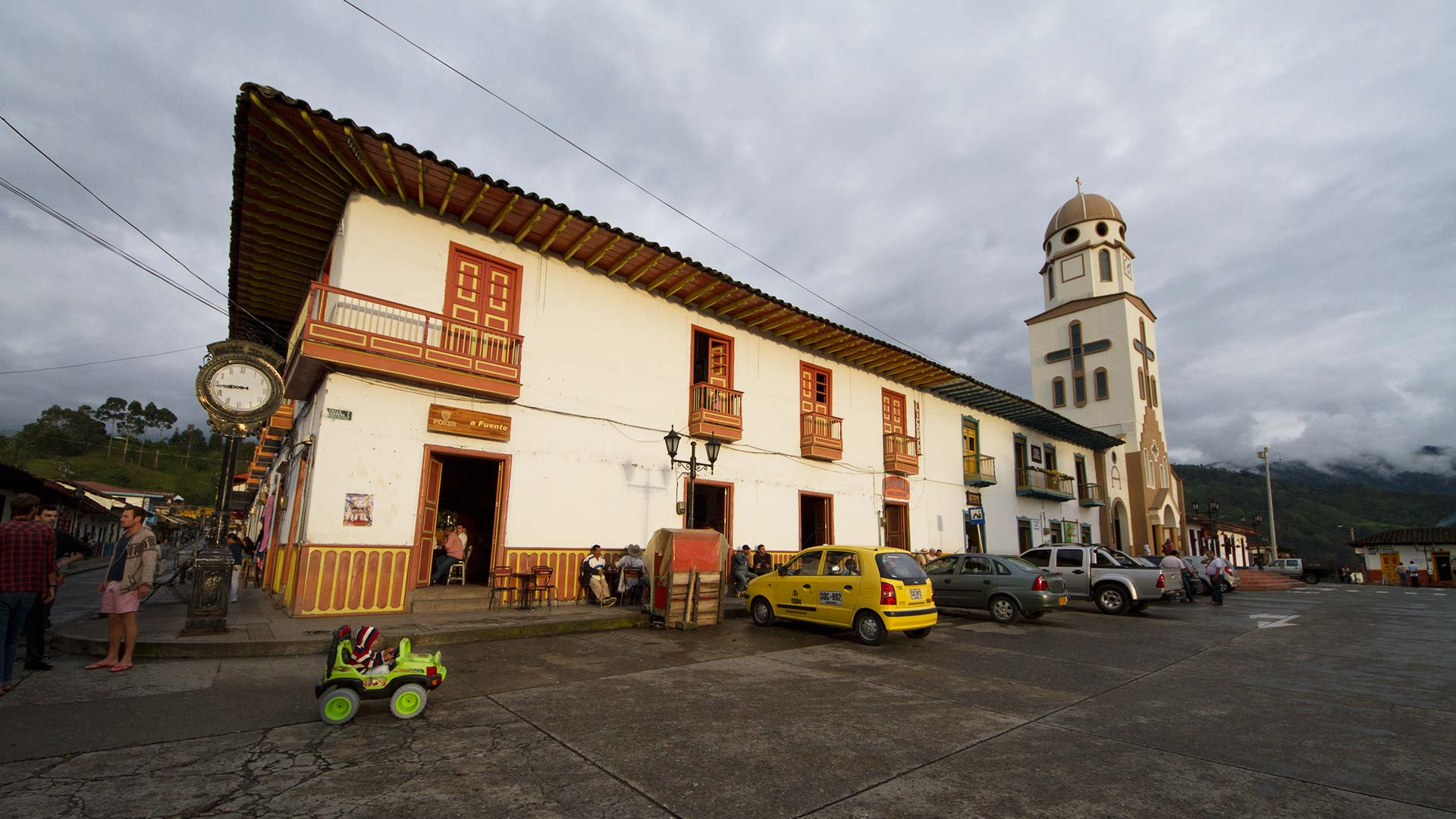 Colombia World Heritage Discovery