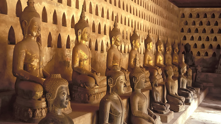Indochina World Cultural Heritage Discovery