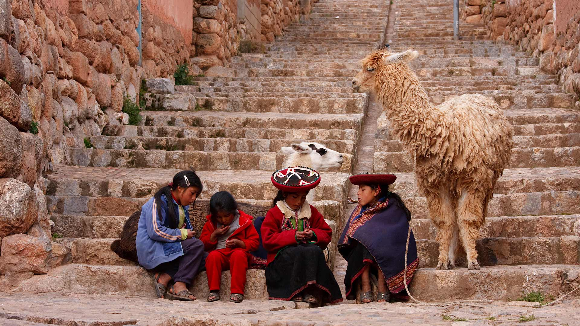 World Heritage Sites of Peru