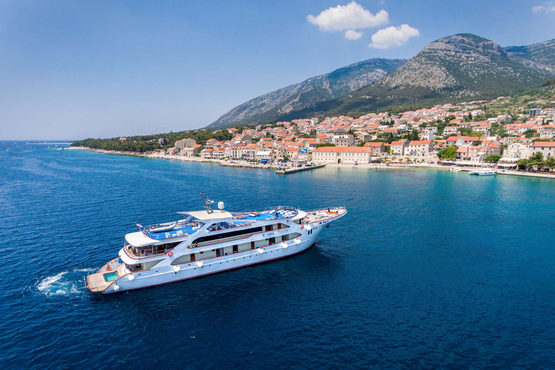 MS Prestige - Small Cruise Ship - Cruise Croatia