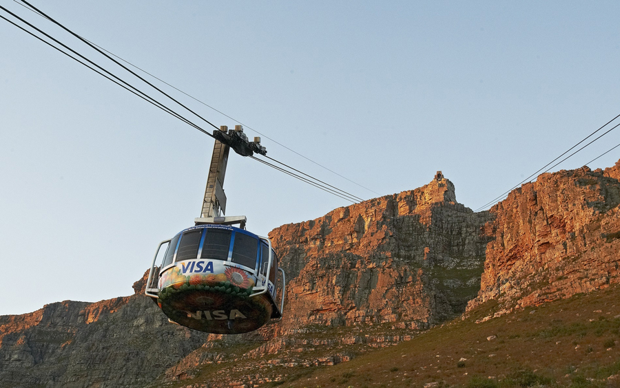 Sunrise Cable Car