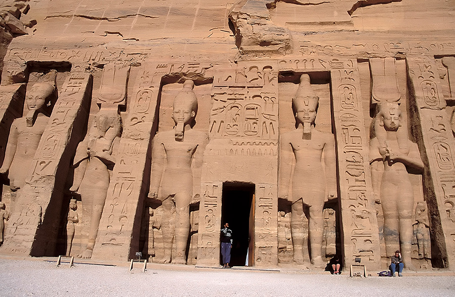 Temple of Nefertiti, Abu Simbel