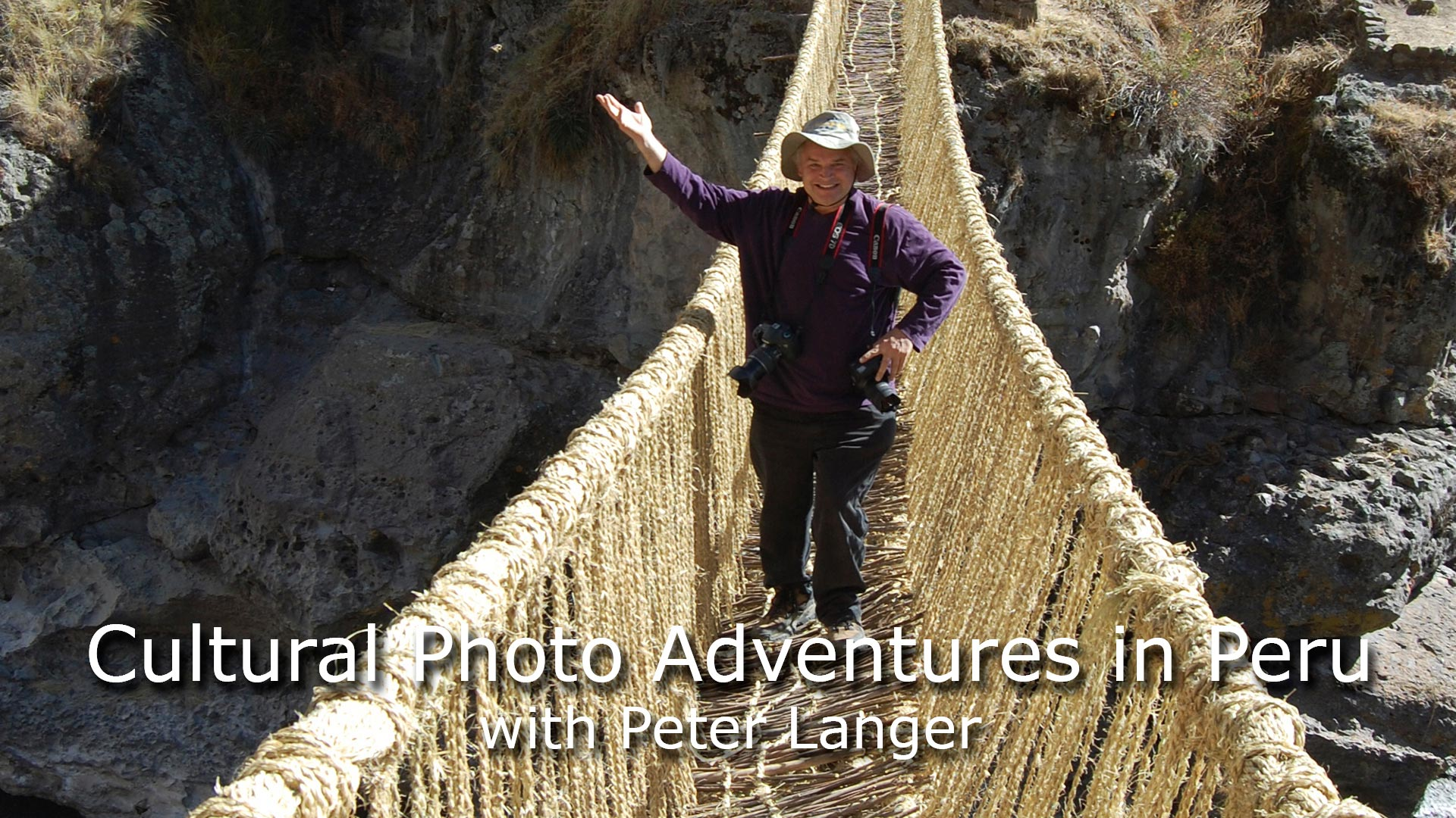 Cultural Photo Adventures in Peru with Peter Langer
