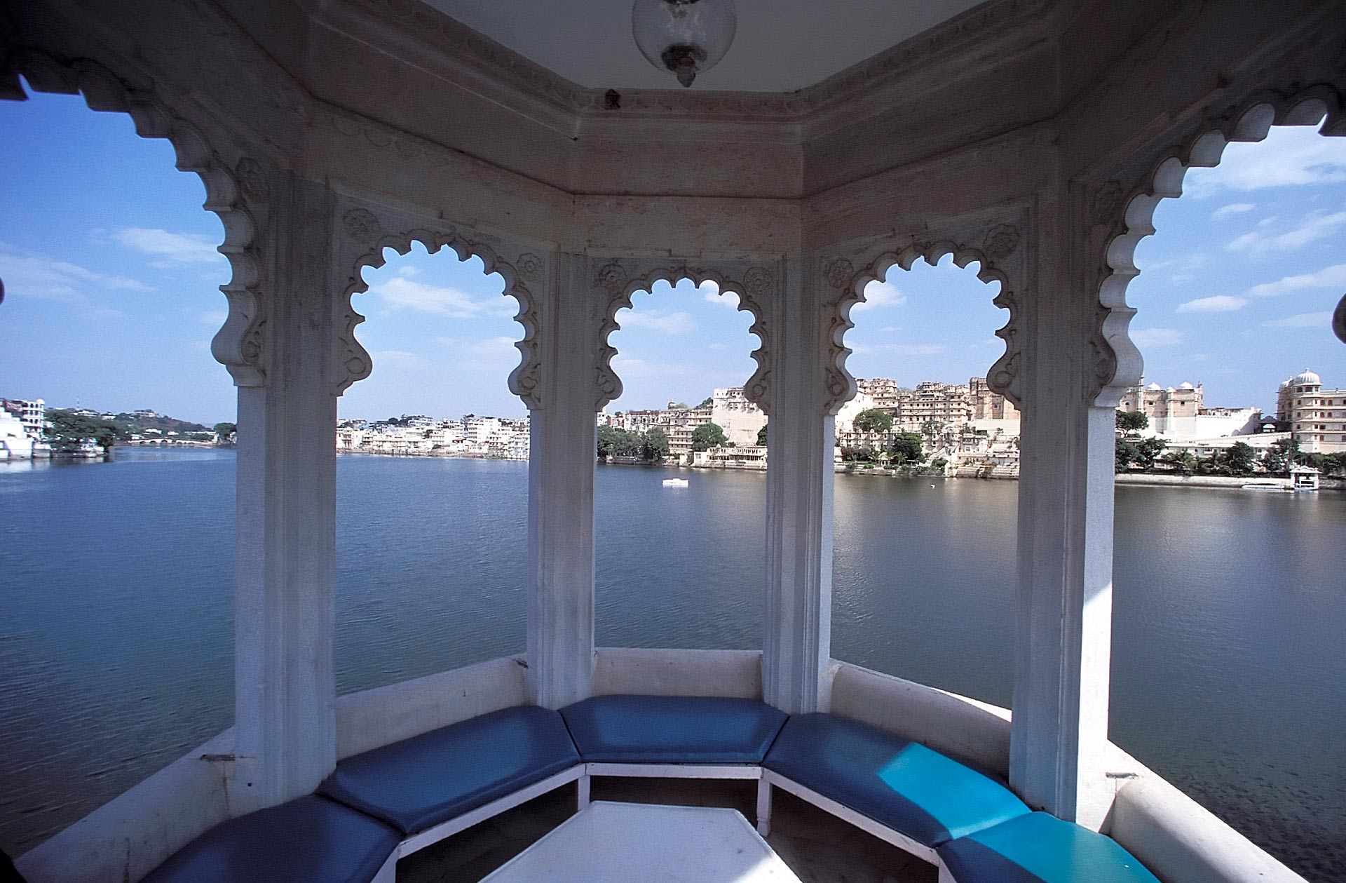 Lake Palace Hotel, Udaipur, Rajasthan, India