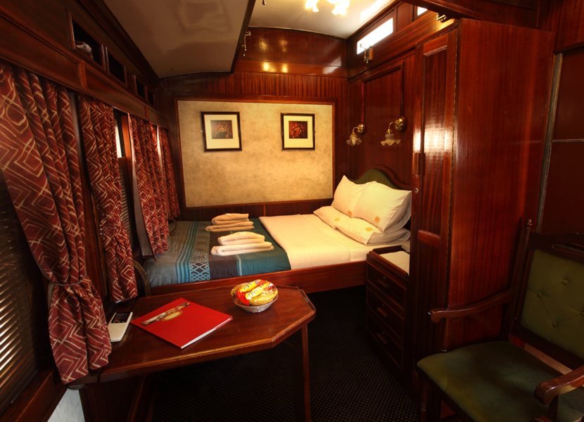 African Explorer - A look inside the revamped Shongololo Express