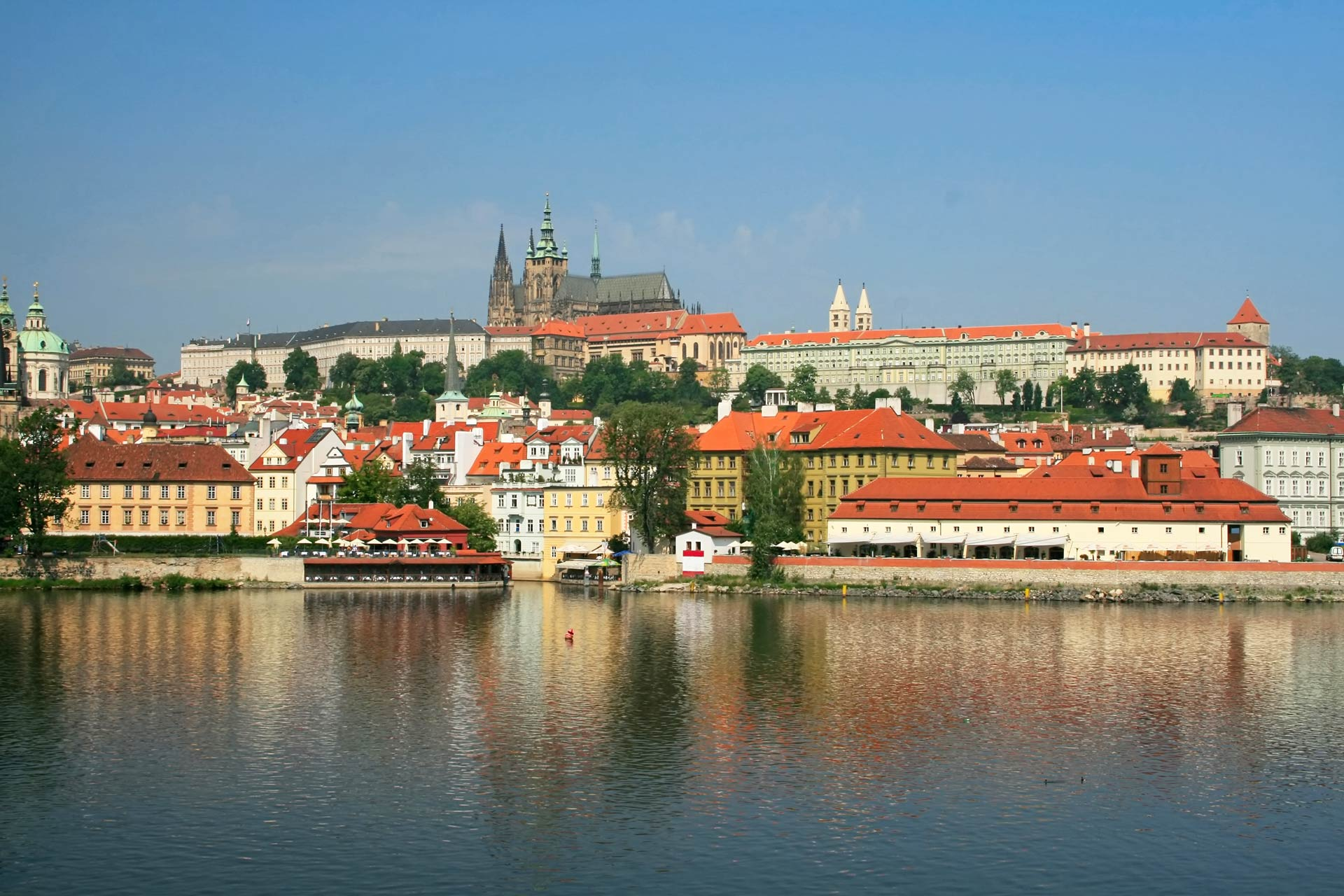 Photo of Prague, Czech Republic. One of the most beautiful city in Europe