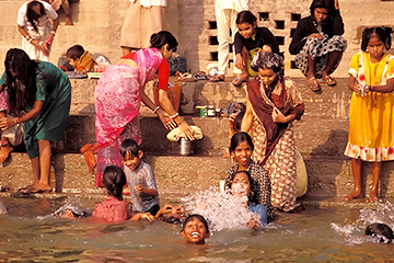 India - Journey to the Ganges