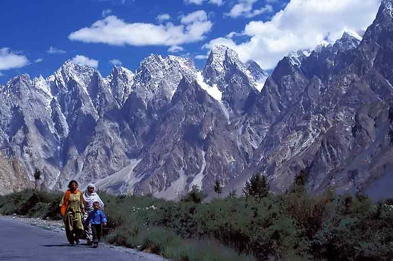 Silk Road: From Hunza to Samarkand - Small Group Tours Asia
