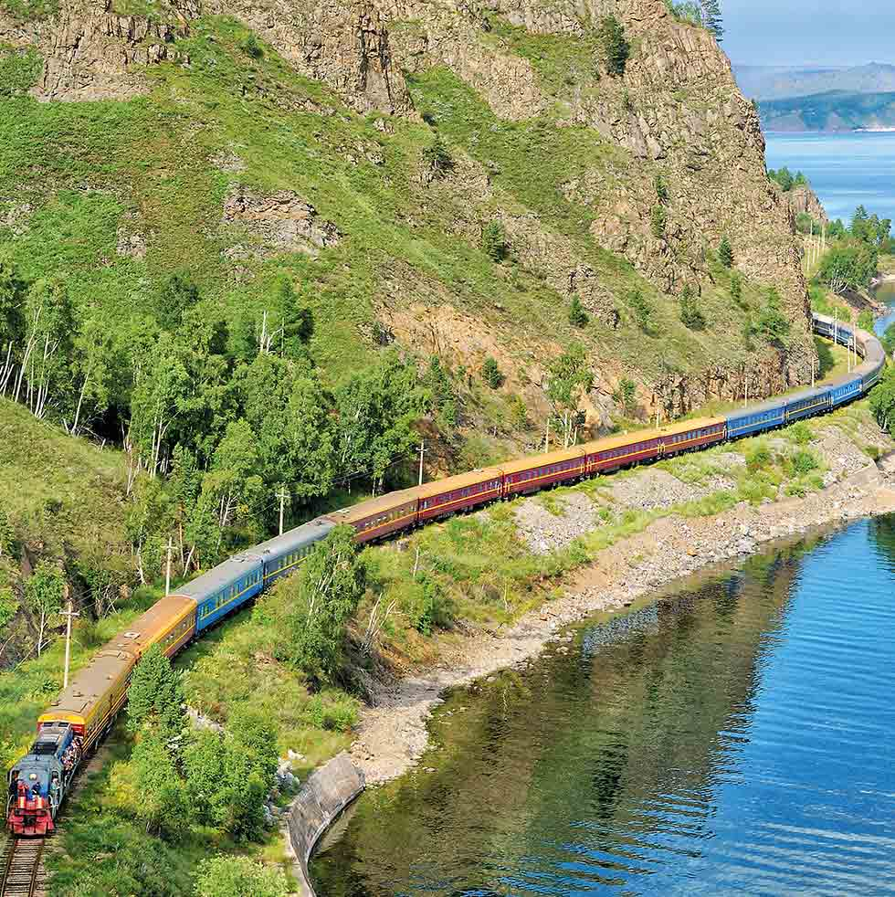 Trans-Siberian Railway: From Beijing to Moscow